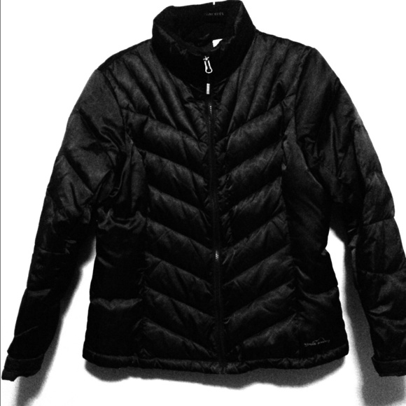 64% off GAP Jackets & Blazers - Black Bubble Coat from Mallory ...