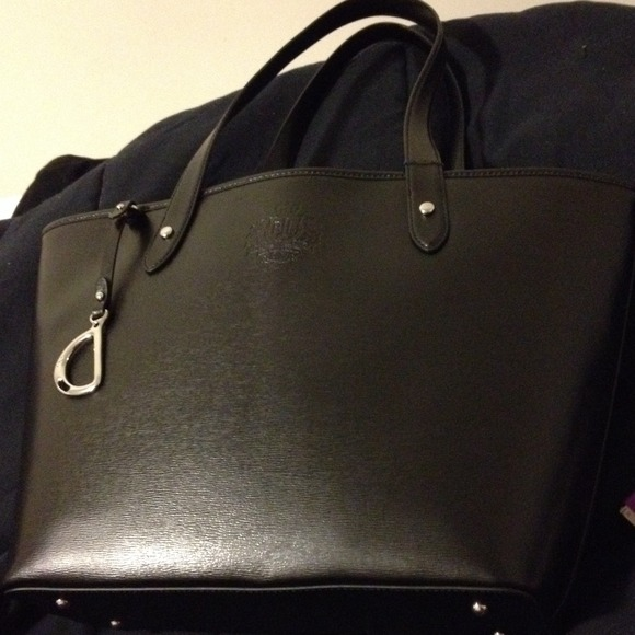 Ralph Lauren Bags   Black Tote Bag   Poshmark 4a9fea9fa5