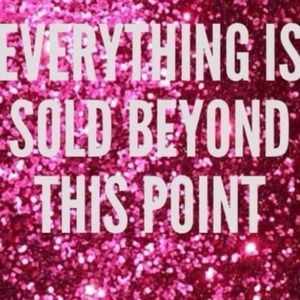 Accessories - Everything is sold beyond this point!