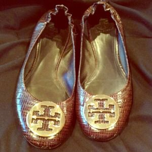 hold✨authentic tory burch reva flats REDUCED✨