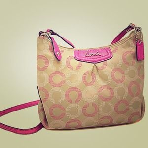 NEW Authentic Coach Ashley Swingpack