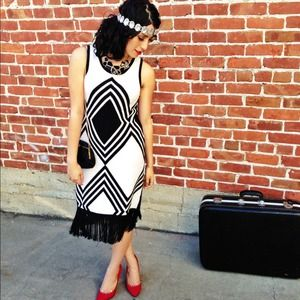 Dresses & Skirts - One of a kind flapper dress
