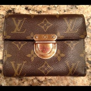 Louis Vuitton Clutches & Wallets - Authentic Louis Vuitton Koala Wallet