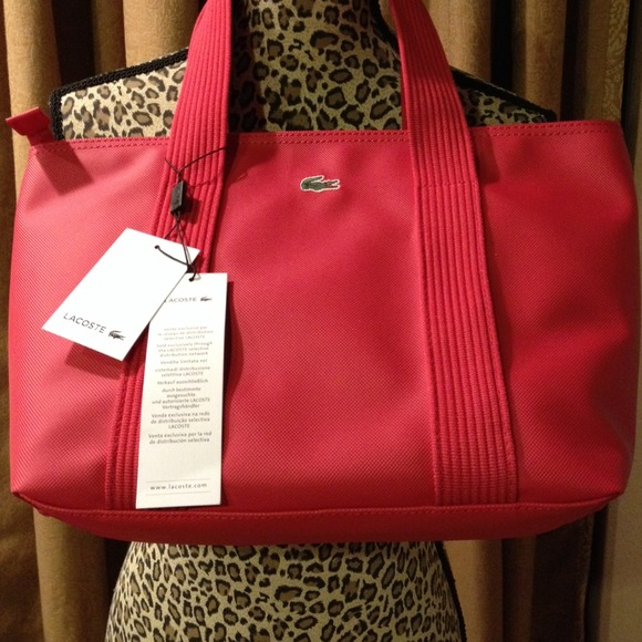 9ef6bcbcd6c Lacoste Bags | Authentic Tote | Poshmark