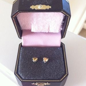 Juicy Couture Studs!