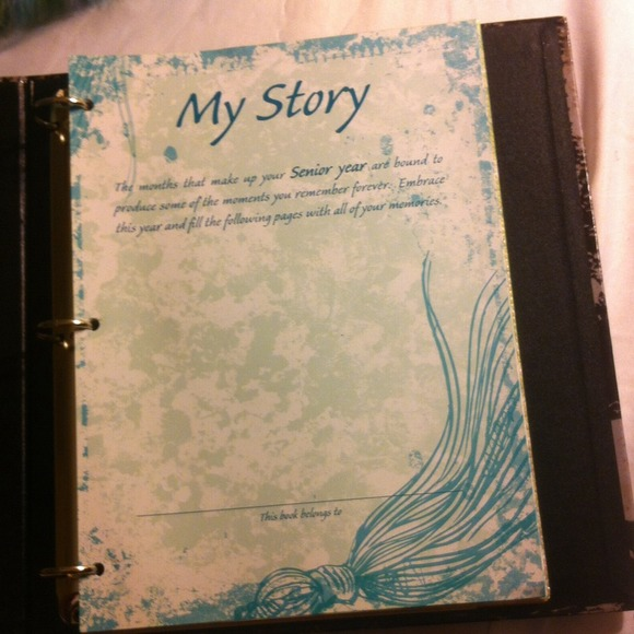 senior memory book chapter 1 Memory book this memory book will consist of memories and thoughts from your entire life thus far  chapter 10: at last, i'm a senior (your senior year.