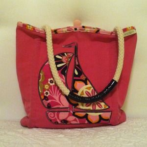 Spartina 449 Handbags - ⛵️Super cute sailboat Tote Bag!⛵️