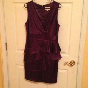 Dresses & Skirts - Purple formal dress