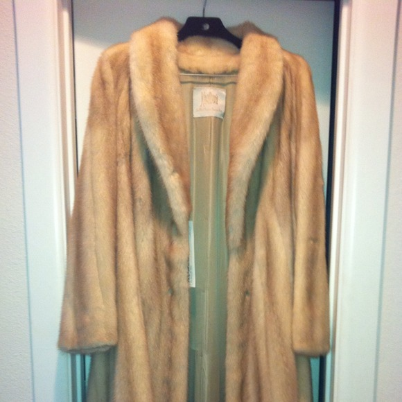 30% off Koslows Dallas Outerwear - full length mink coat from