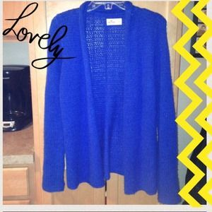 Hollister Sweaters - RESERVED ✨2x HOST PICK✨blue hollister sweater