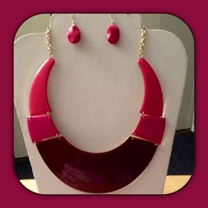 "Three tone Necklace ""NEW'"