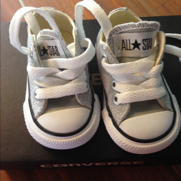 off Converse Other Converse baby shoes size 2 from