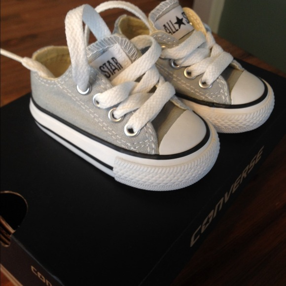 80% off Converse Other - Converse baby shoes size 2 from Lois ...