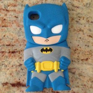 Other - Batman 4s iPhone case