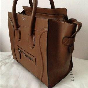 authentic celine purses