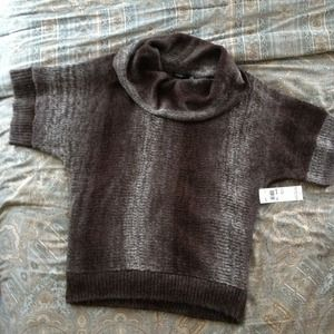 Soft brown sweater