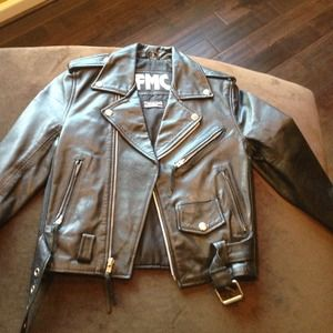 FMC Jackets & Blazers - Child's biker jacket