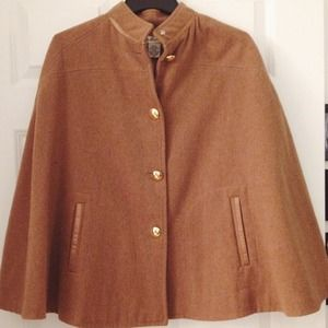 Camel cape, one size type fit