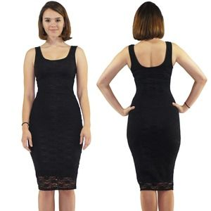 Dresses & Skirts - 🎉 HOST PICK 🌟Black Lace Dress (sizes available)