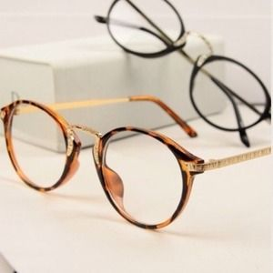 Accessories - print glasses frame