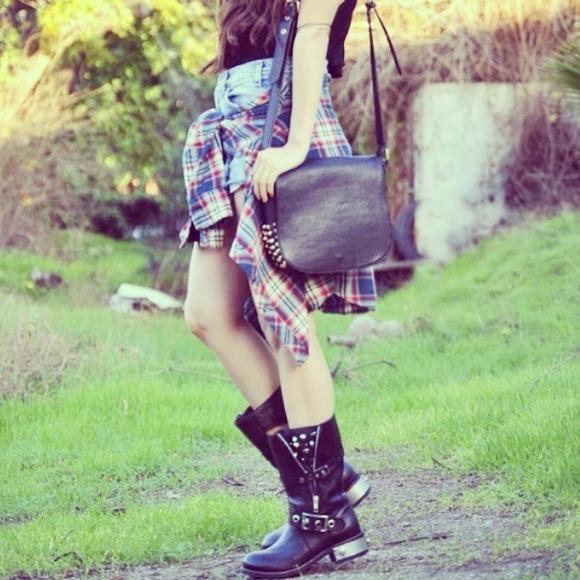 Zigi Girl Moto Boots