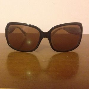 "Authentic Coach ""Ginger"" Sunglasses in Tortoise."