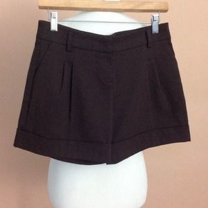 Brown Menswear Shorts