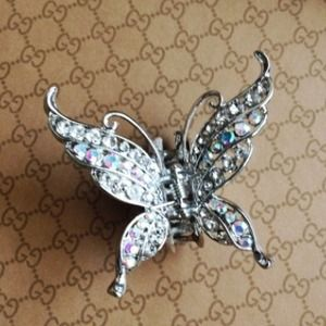 Accessories - Butterfly Hair Clip
