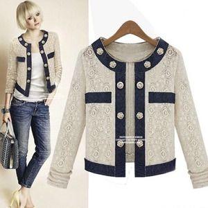 Jackets & Blazers - Broadcloth Exotic Coat