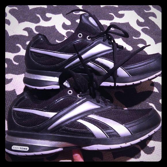 42a06eaadd1e50 Authentic Original Reebok Easy Tone Walking Shoe