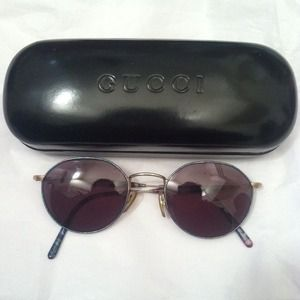 Gucci sunglasses made in Italy