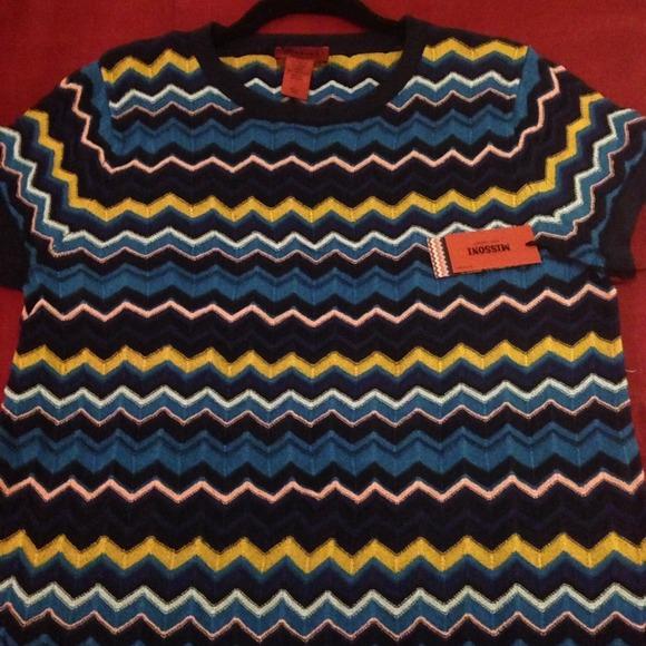 Missoni Dresses & Skirts - 🎉🎉HOST PICK🎉🎉 Missoni for Target Sweater Dress