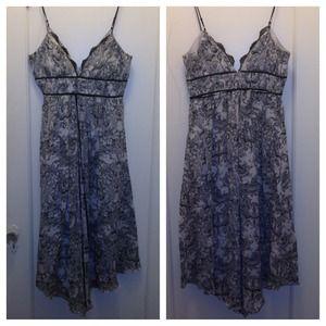 BCBG Dresses - REDUCED! BCBG Paris Silk Dress