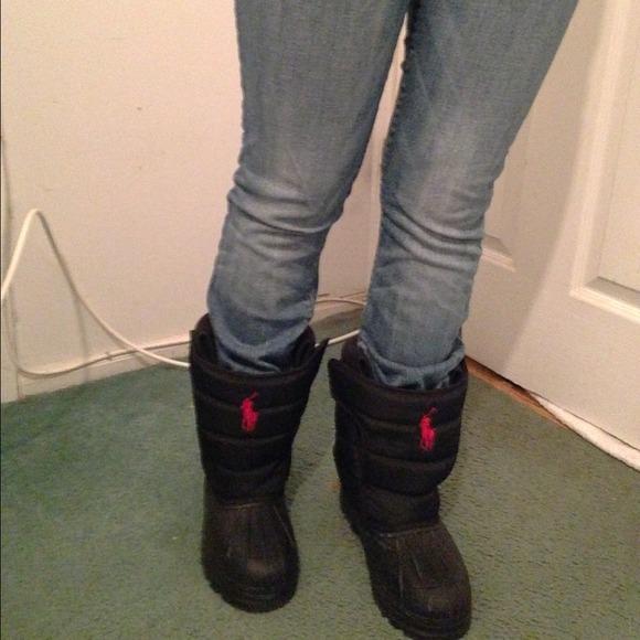 Wonderful Polo Ralph Lauren Womens Winter Boots