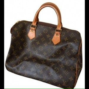 Sold.Authentic Louis Vuitton Speedy 30