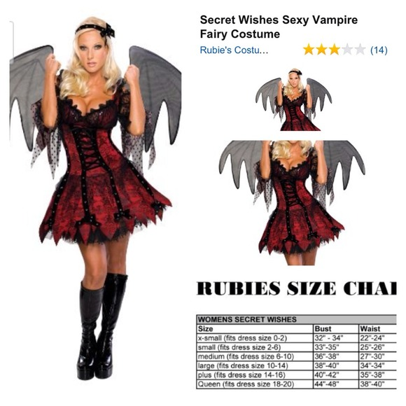 How to make a sexy vampire costume