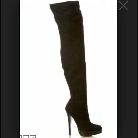 7629b837996 bebe Boots - Bebe Daniella thigh high boots