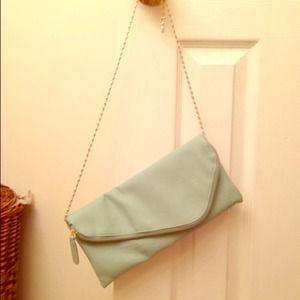 Lulu envelope clutch purse