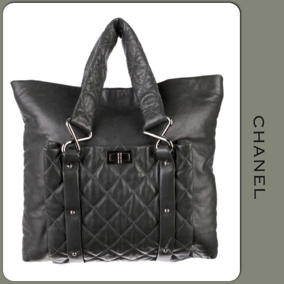 8ef5b630738b CHANEL Handbags - LIMITED EDITION AUTHENTIC CHANEL 8 KNOT TOTE