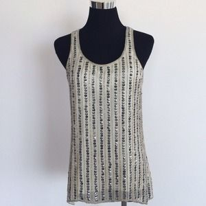 Parker Sequined Tank