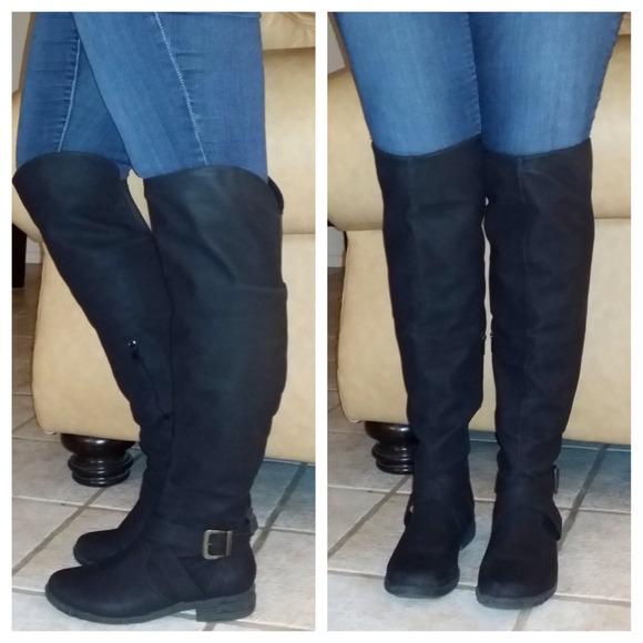 Chinese Laundry - Chinese Laundry Foster Over the Knee Boot from ...