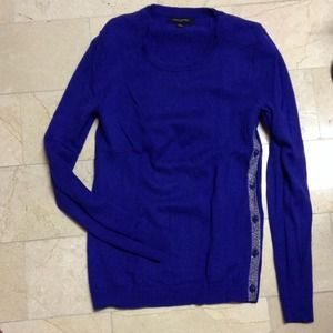 Banana Republic Cobalt blue sweater