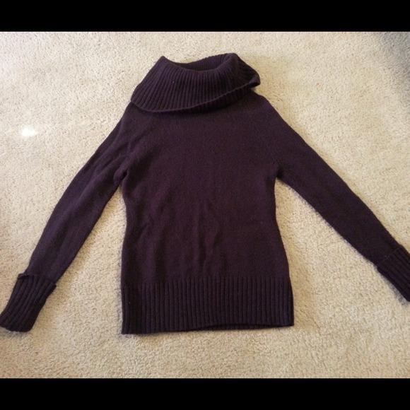 GAP - Gap Cowl Neck Sweater. DONATED from Jennifer's closet on ...