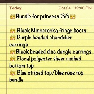 Other - 👑Bundle for princess136👑