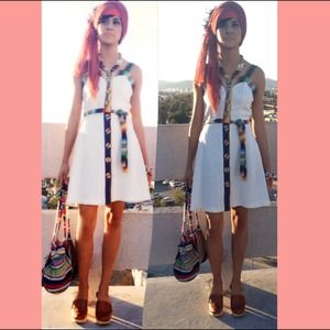 Vintage authentic one of a kind dress