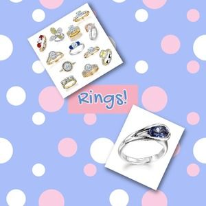 Jewelry - Rings!