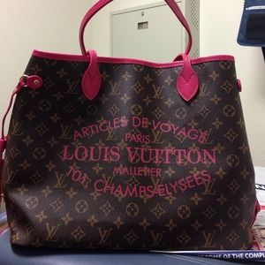6fe36634e56f Louis Vuitton Bags - SHARING MY NEW BABY LOVE