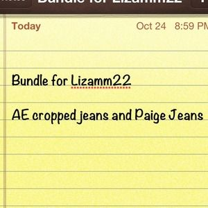 Pants - Bundle For Lizamm22