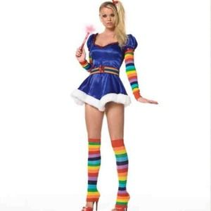 Other - Rainbow Bright Costume