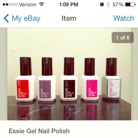 Essie Other | Sold Gel Nail Polish | Poshmark